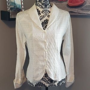 Talbots long sleeve buttondown